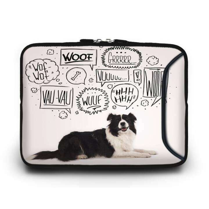 "EG HUADO Notebook Sleeve für 9"" - Hund"