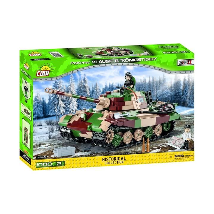 COBI Panzerkampfwagen VI Ausf. B Tiger II (1000 x)