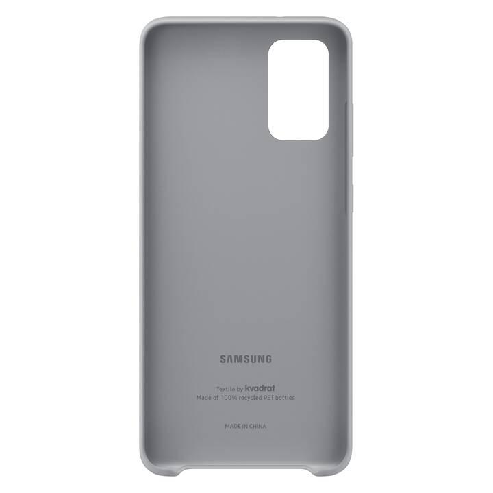 SAMSUNG Backcover Kvadrat (Galaxy S20+, Grigio)