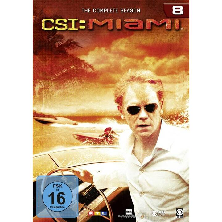 CSI - Miami Staffel 8 (EN, DE)