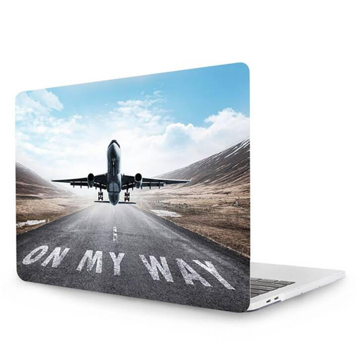"EG MTT Laptop-Cover für Macbook Pro 15"" CD-ROM - Flugzeug"