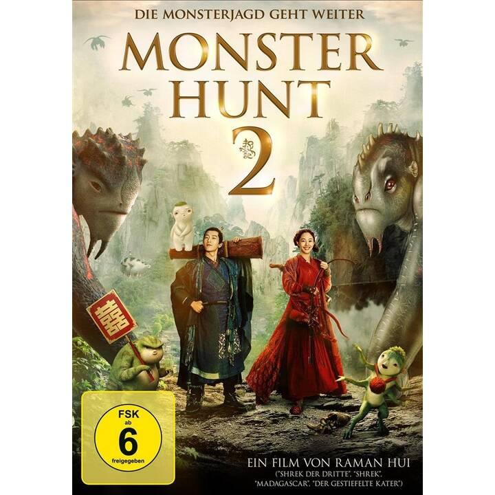 Monster Hunt 2 (DE)