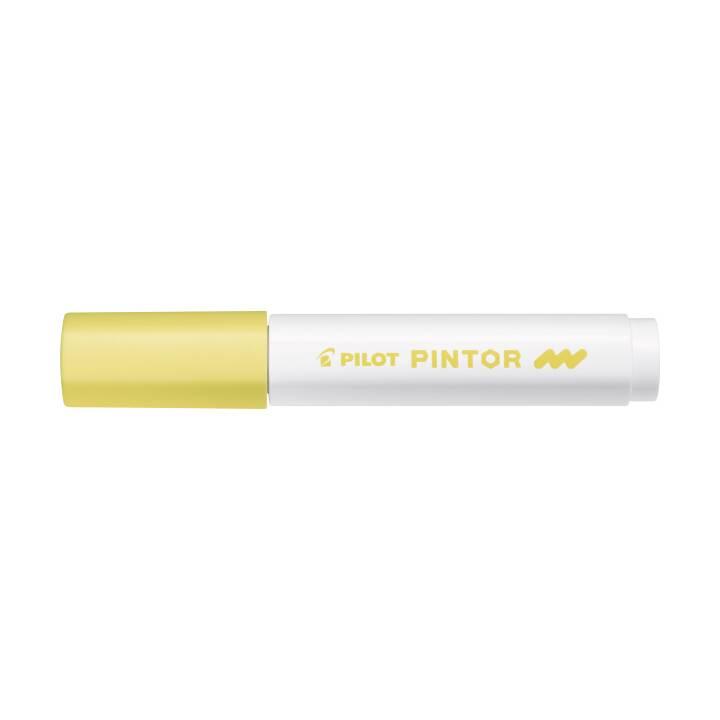 PILOT PEN Kreativmarker Pintor M (Gelb)