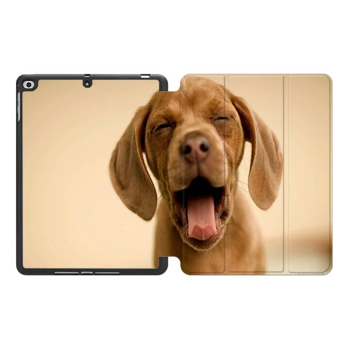 "EG MTT Hülle für Apple iPad 10.2"" 2019 - Hund"