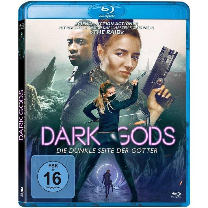 Dark Gods - Die dunkle Seite der Götter (DE, EN)