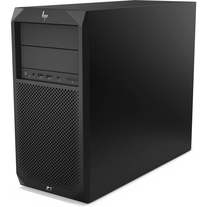 HP Z2 G4 (Intel Core i7 9700, 16 GB, 512 GB SSD)