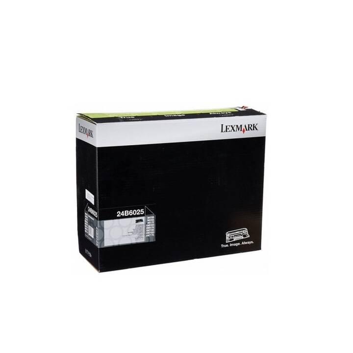 LEXMARK 24B6025 (Tamburi, Nero)