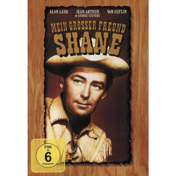 Mein grosser Freund Shane (ES, IT, DE, EN, FR)