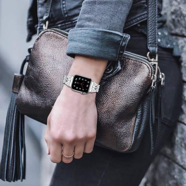 EG MTT cinturino per Apple Watch 38 mm / 40 mm - argento