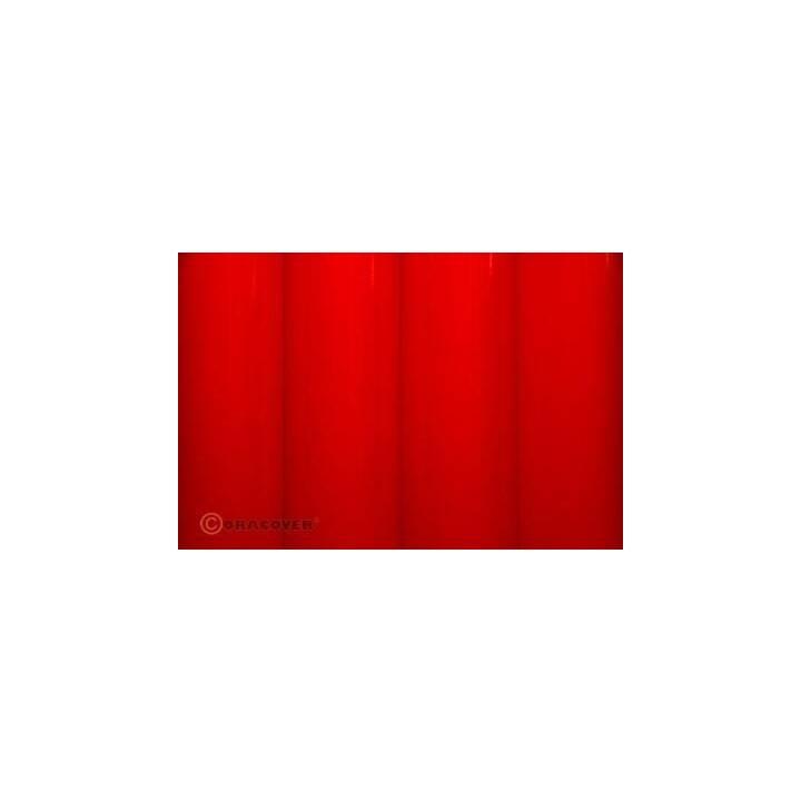 ORACOVER Foglio modellismo 20m 21-021-020 fluo