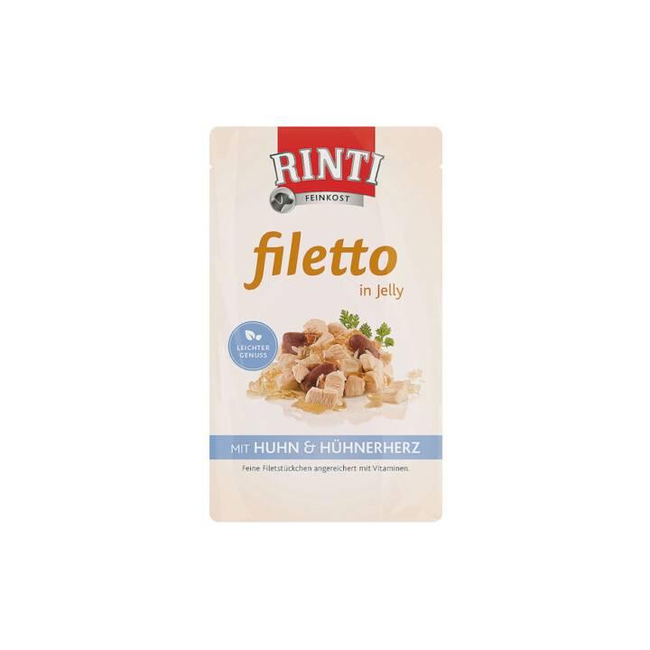 RINTI filetto Cibo umido (100 g, Adulto)