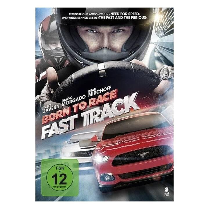 Born to Race 2: Fast Track (DE, DE, EN)