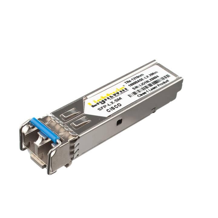 LIGHTWIN Modulo SFP LSFP-LX-CISCO (1 GB/s, Singlemode)