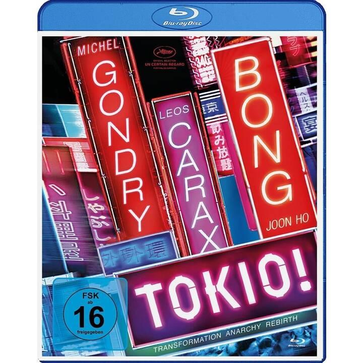 Tokio! (DE, JA)
