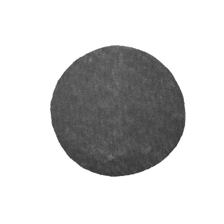 BELIANI Teppich Demre (140 cm x 140 cm, Grau)