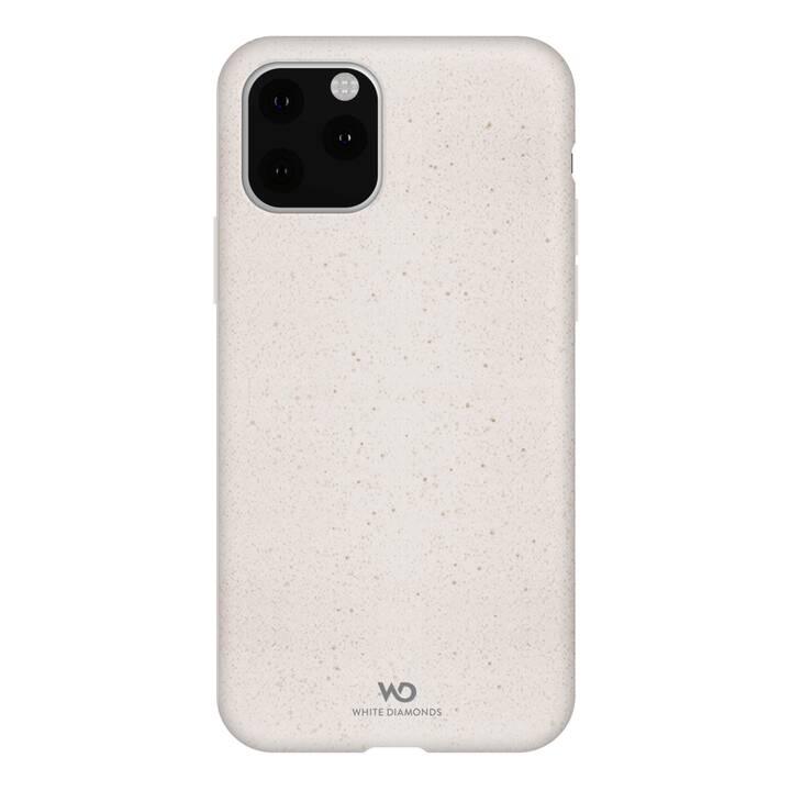 WHITE DIAMONDS Backcover Good (iPhone 11, Bianco)