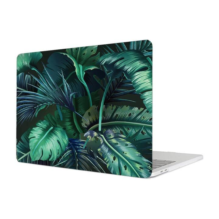 "EG MTT Hülle für Macbook Pro 13"" Touchbar (2016 - 2018) - Blätter"