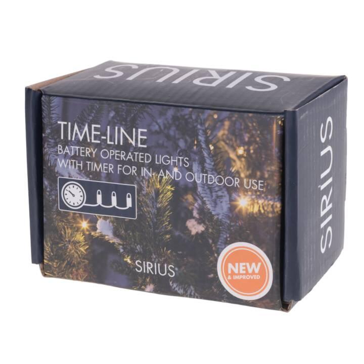 SIRIUS Time-Line Cluster Lichterkettensystem (1.5 m)