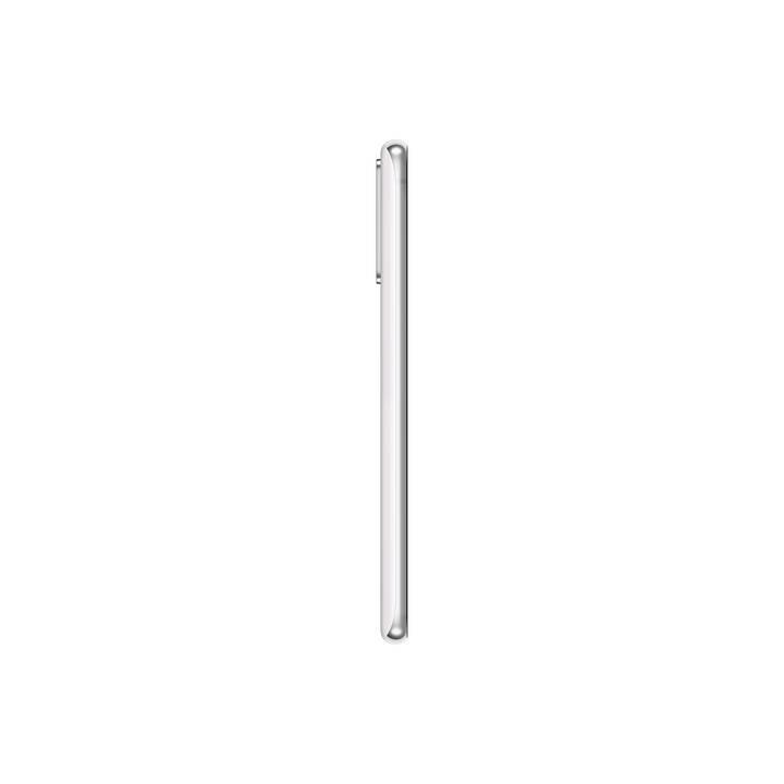 """SAMSUNG Galaxy S20 FE (6.5"""", 128 GB, 12 MP, Blanc)"""