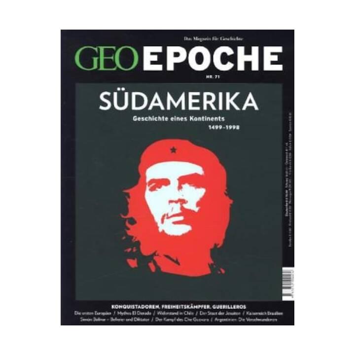 GEO Epoche Südamerika