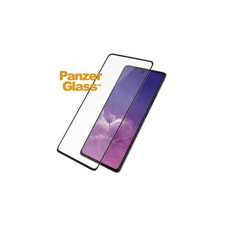 PANZERGLASS Sfoglio protezione da schermo 7210 (Cristallino, Galaxy S10 Lite)