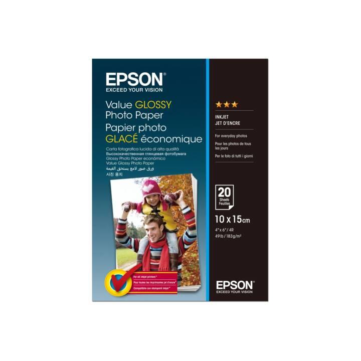 EPSON Value Fotopapier