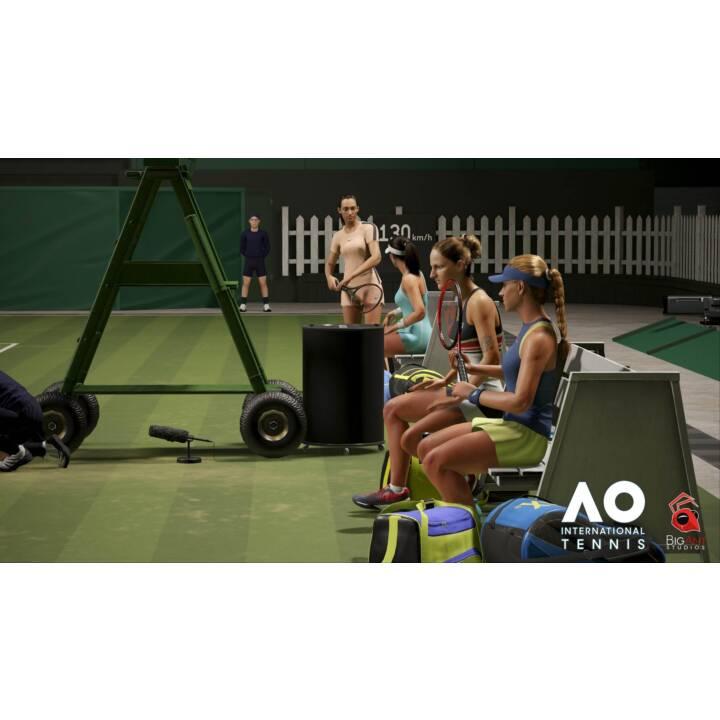 AO Tennis Internazionale (DE)