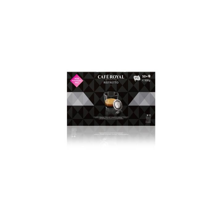 CAFÉ ROYAL Kaffeepads Ristretto (50 Stück)