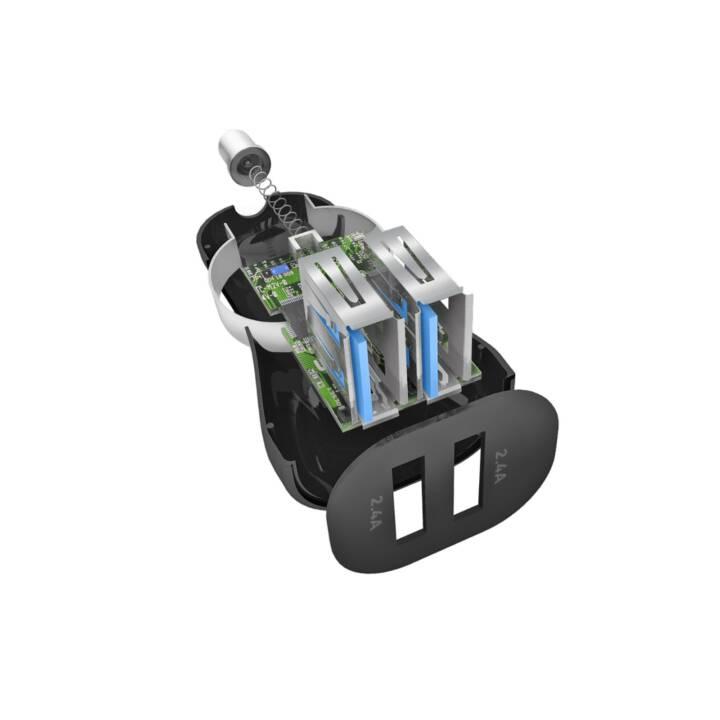SBS Kfz Ladegerät TECR2USB24AFAST (USB Typ-A)