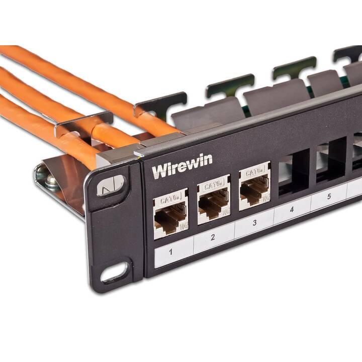 WIREWIN Adapteur réseau (Pince, RJ-45, 0 m)