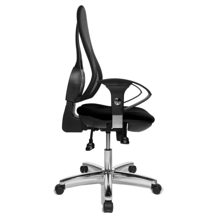 TOPSTAR Open Point SY Deluxe Chaise opérateur (Noir)