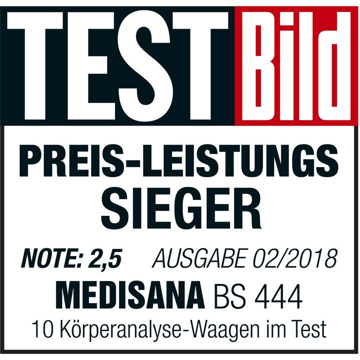 Medisana Analysewaage BS444 Connect null