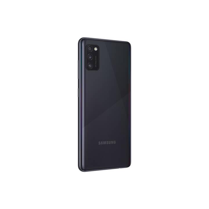 """SAMSUNG Galaxy A41 (6.1"""", 64 GB, 48 MP, Schwarz)"""