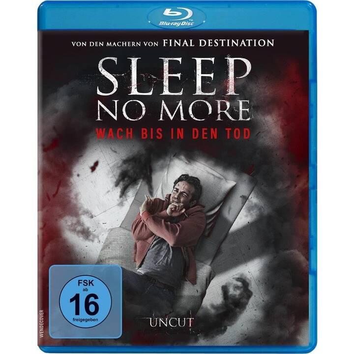 Sleep No More - Wach bis in den Tod Uncut (DE, EN)