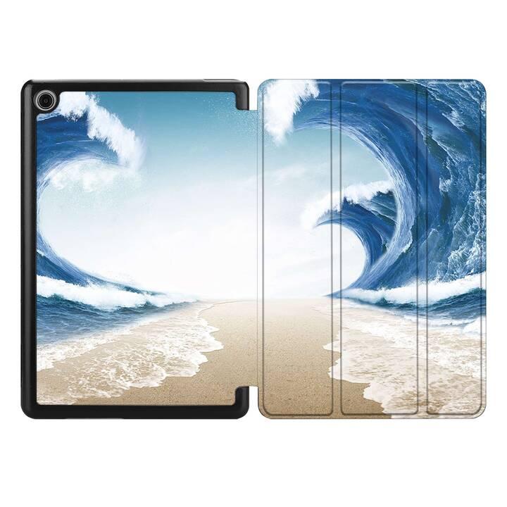"EG MTT cover per HUAWEI MediaPad M6 8.4"" 2019 - spiaggia"