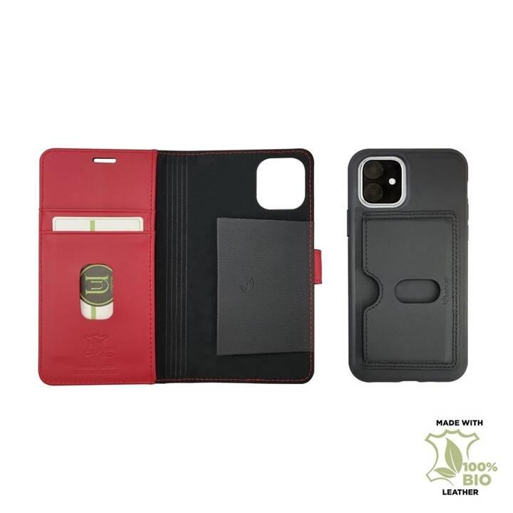 UUNIQUE Flipcover Eco  (iPhone 11, Nero)
