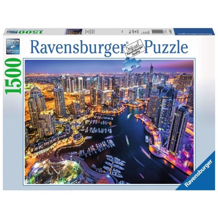 RAVENSBURGER Dubai al puzzle del Golfo Persico