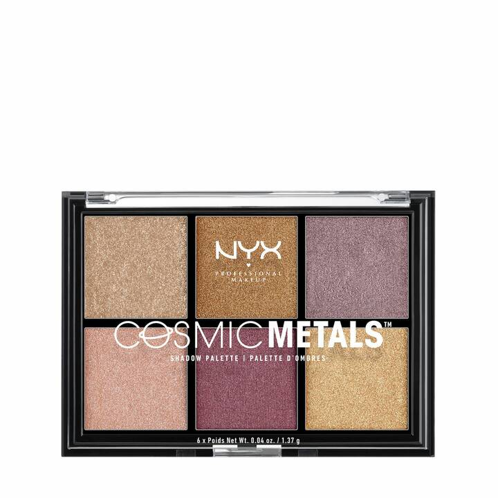 NYX PROFESSIONAL MAKEUP Cosmic Metals (01)