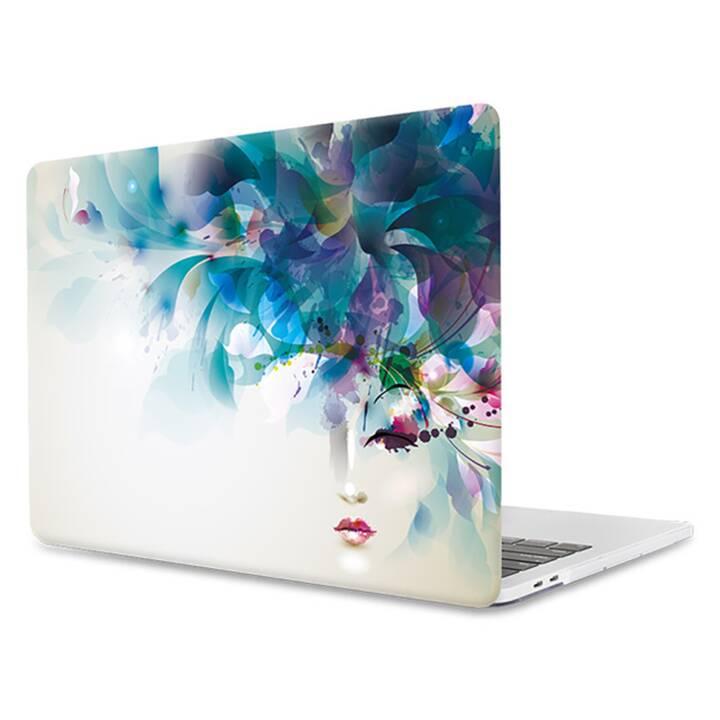 """EG MTT Housse pour ordinateur portable pour Macbook Air 11"""" - Paint Lady"""