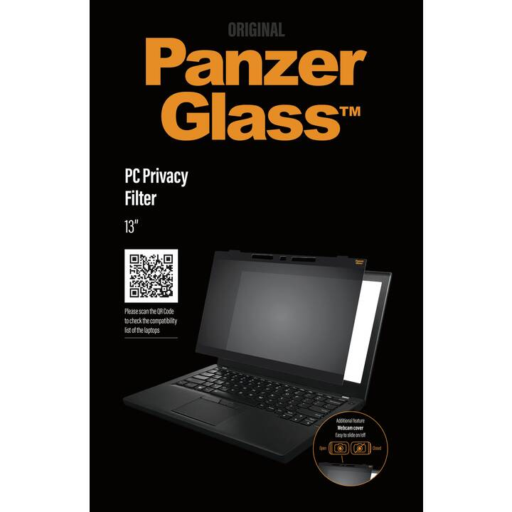 "PANZERGLASS PC Dual Privacy (13"", 16:9)"