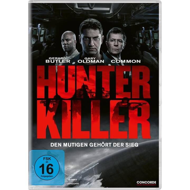 Hunter Killer (DE, DE, DE, EN)