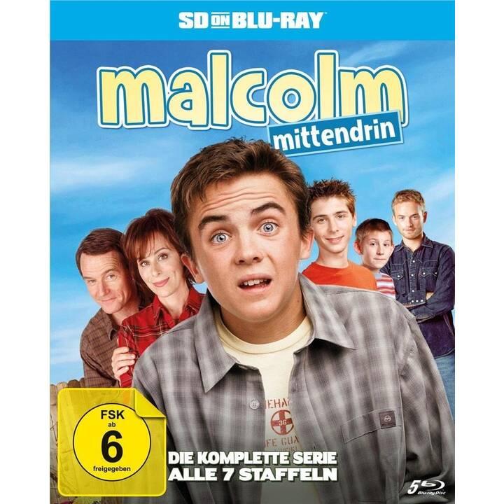 Malcolm mittendrin - Die komplette Serie Stagione 1 - 7 (EN, DE)