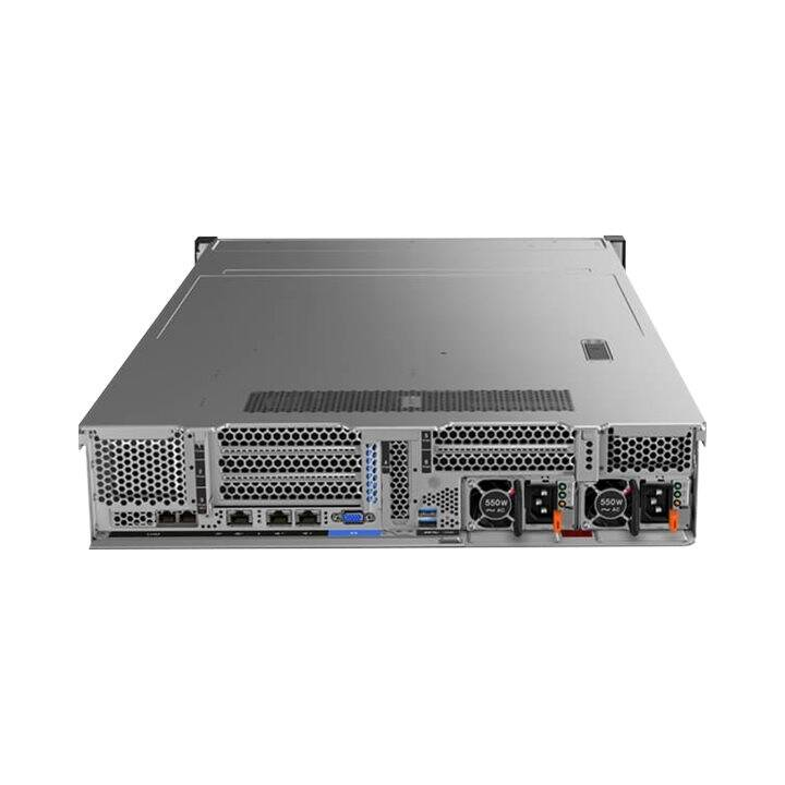 LENOVO ThinkSystem SR550 (Intel Xeon Silber, 16 GB, 2.4 GHz)