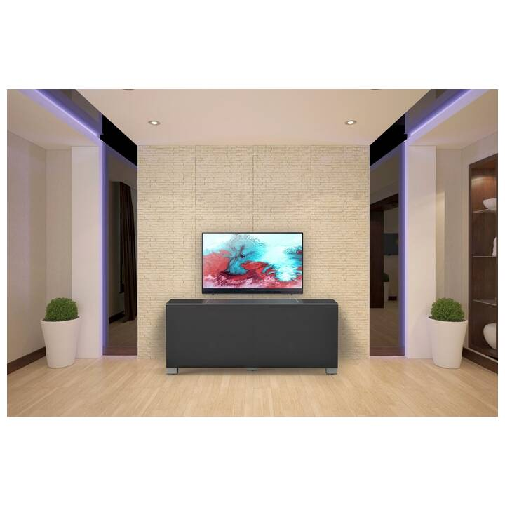 MELICONI Meuble TV MYTV 12040F TEX B Glossy (Plancher)