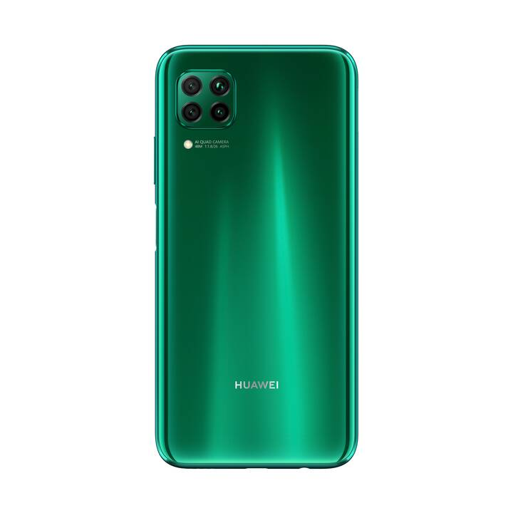 "HUAWEI P40 Lite (6.4"", 128 GB, 48 MP, Crush Green) – SANS Google Mobile Services"