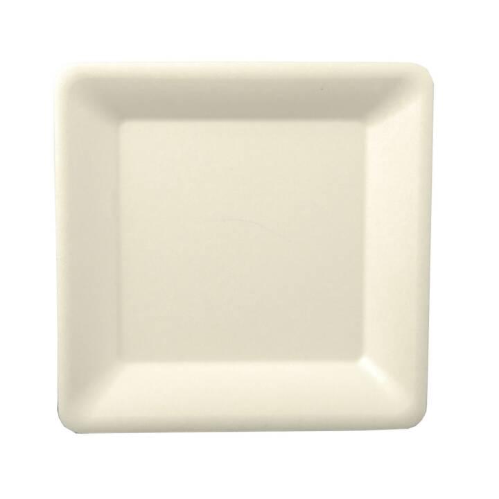 PAPSTAR Pure piatti monouso (26 cm, 12 x)
