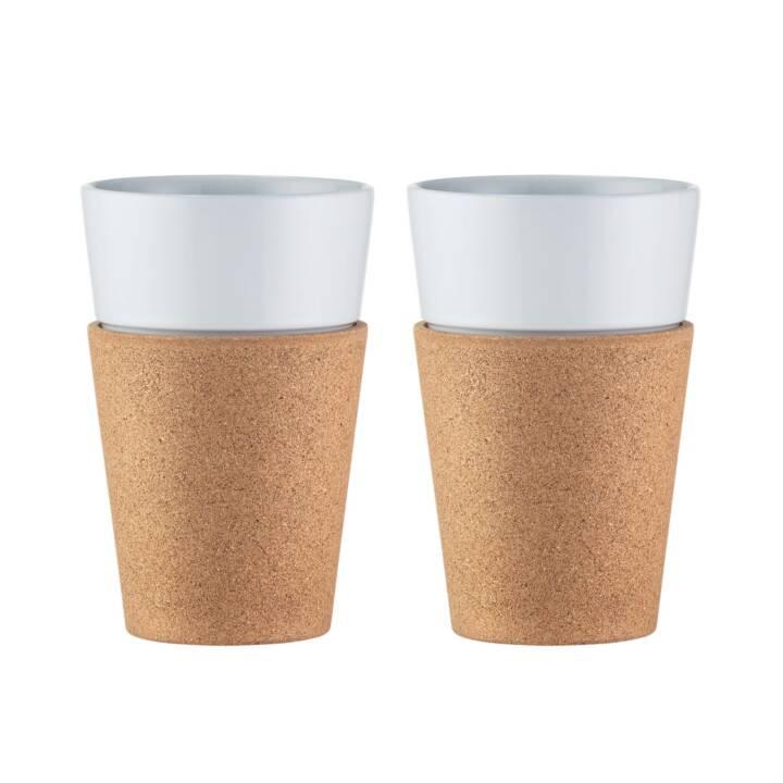BODUM Latte Macchiato Bistro Bistro Sughero 6 dl