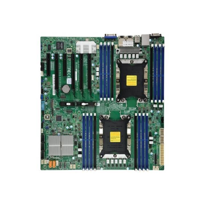 SUPER MICRO SuperServer 6029P-TRT - Rack-Montage - keine CPU - 0 GB - 0 GB