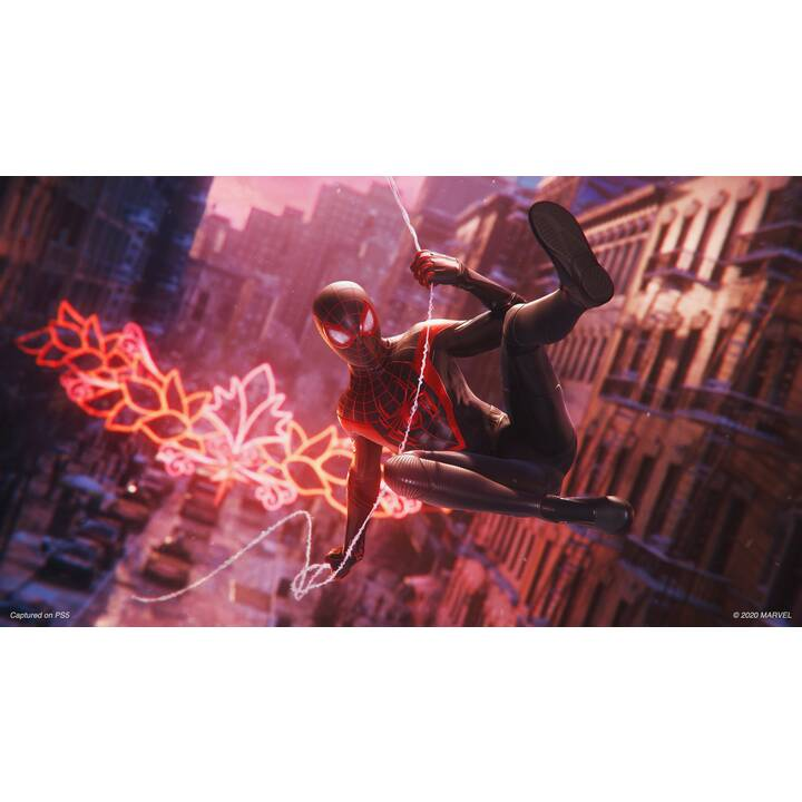 Marvel's Spider-Man: Miles Morales (IT, DE, FR)