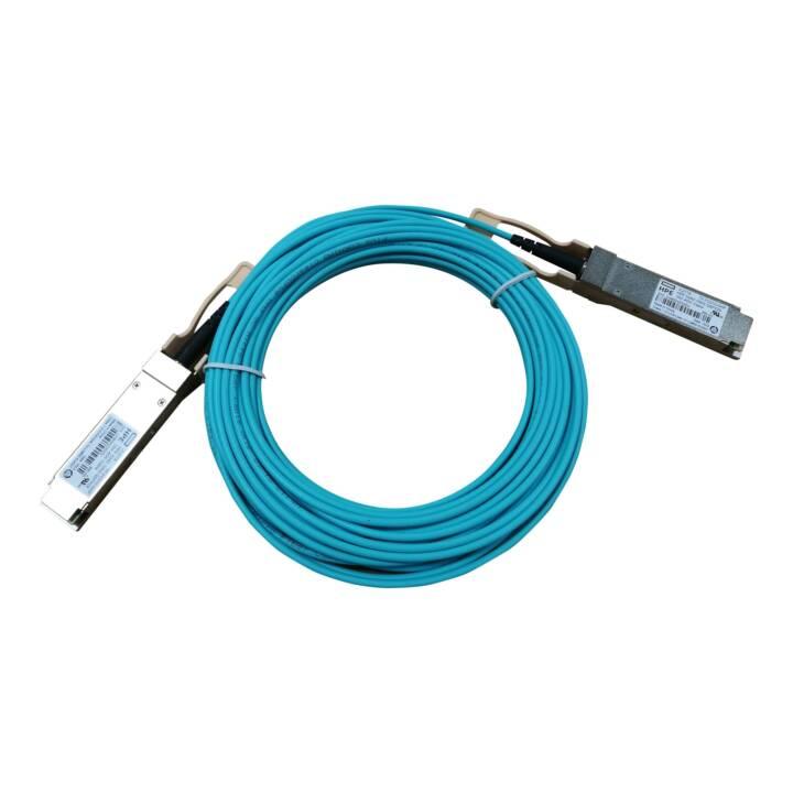 HP X2A0 Cavo di rete (QSFP+, QSFP, 10 m)